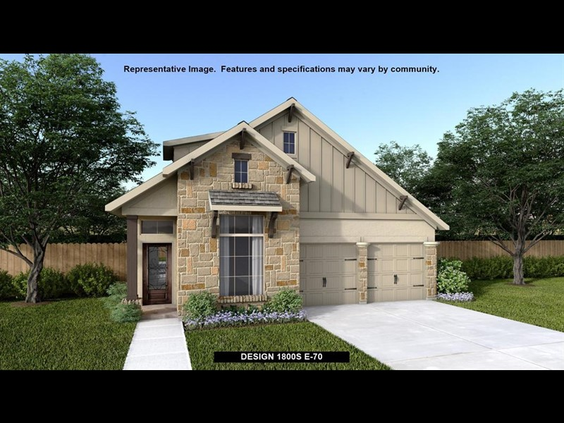 233 Glen Arbor Drive, New Homes For Sale in Austin Texas